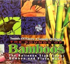 癒しのバリミュージックCD 『THE SOUND OF Bamboo』 アジアン雑貨 バリ雑貨 スパCD 癒し音楽 バリ音楽 癒しCD ヒーリング