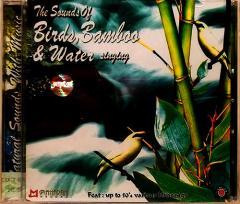癒しのバリミュージックCD 『The Sounds of Birds,bamboo&water』 アジアン雑貨 バリ雑貨 スパCD 癒し音楽 バリ音楽 ヒーリング