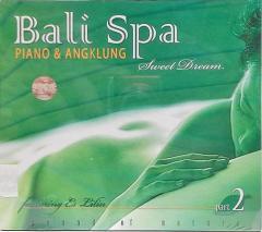 癒しのバリミュージックCD 『Bali Spa PIANO&ANGKLUNG』 アジアン雑貨 バリ雑貨 スパCD 癒し音楽