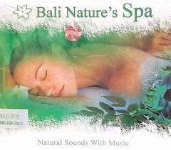 癒しのバリミュージックCD 『Bali Natures Spa』 アジアン雑貨 バリ雑貨 スパCD 癒し音楽