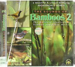 癒しのバリミュージックCD 『THE SOUND OF Bamboos 2』 アジアン雑貨 バリ雑貨 スパCD 癒し音楽