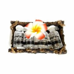 アロマオイル4種セット 木枠入り アジアン雑貨 バリ雑貨 タイ雑貨 通販 東京