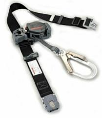 【サンコー/タイタン】 一般高所用 安全帯 リーロックEVO ワンタッチバックル OT-EL504 【ストラップ巻取式】