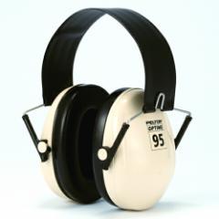 イヤーマフ H6F ぺルター製 (遮音値/NRR21dB) (3M/スリーエム) (防音/しゃ音/騒音対策) (イヤマフ)
