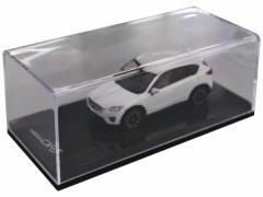 マツダコレクション モデルカー 1/64 CX-5 2015 マツダ専用パッケージ仕様 クリスタルホワイトパールマイカ 38BM98830H *マツダ