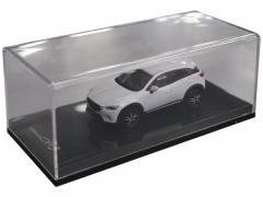 マツダコレクション モデルカー 1/64 CX-3 2015 マツダ専用パッケージ仕様 クリスタルホワイトパールマイカ 38BM98960H *マツダ