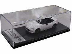 マツダコレクション モデルカー 1/43 ロードスター ND 2015 マツダ専用パッケージ仕様 アークティックホワイト 38BM99590H *マ