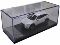 マツダコレクション モデルカー 1/43 CX-3 2015 マツダ専用パッケージ仕様 クリスタルホワイトパールマイカ 38BM99660H *マツダ
