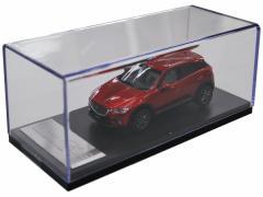 マツダコレクション モデルカー 1/43 CX-3 2015 マツダ専用パッケージ仕様 ソウルレッドプレミアムメタリック 38BM99710H *マツ