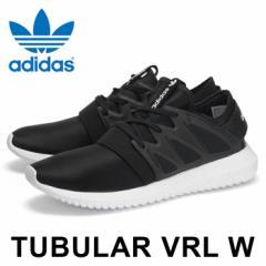 アディダス チュブラー ヴァイラル スニーカー レディース メンズ シューズ ローカット 靴 女性 男性 黒 adidas Originals TUBULAR VRL