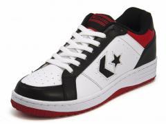 converse(コンバース) TOWN BREAK 02 (G)(タウンブレイク02(G)) 266679 ホワイト/ブラック/レッド