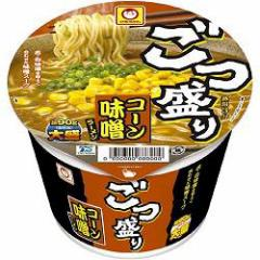 【送料無料】東洋水産 ごつ盛りコーン味噌ラーメン138g 12食入