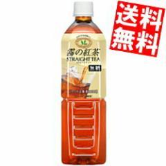 【送料無料】UCC 霧の紅茶 ストレートティー アッサム100% 無糖 900mlPET 12本入