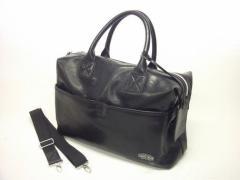 送料無料 ボストンバッグ メンズ バッグ フェイクレザー2WAY メンズバッグ 旅行 鞄 ビジネス プレゼント hit_d