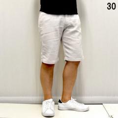 送料無料 ハーフパンツ メンズ ボトムス プリペラ 無地 ウエストリブ ショートパンツ メンズファッション