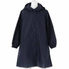 送料無料 レインコート キッズ 雨具 ドレスタイプ ランドセル対応レインコート 子供服 洋品
