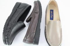 コンフォートシューズ レディース レディース靴 超軽量 ソフト モカシン 靴 3000円以上送料無料