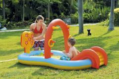 家庭用プール キッズ おもちゃ プール JILONG スライディング スプレー 水あそび 3000円以上送料無料