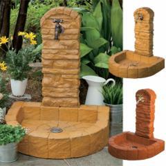 立水栓 水栓柱 ガーデニング ガーデンパンアクア立水栓 ナチュラルタイプ 水回り ガーデン水栓柱 DIY