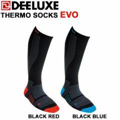DEELUXE[ディーラックス]THERMO SOCKS EVO [サーモソックス エボ][スノーボード・ソックス・靴下]