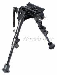 ハリスタイプ タクティカルバイポッド 20mmレール対応