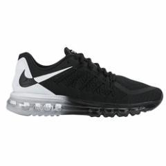 (取寄)ナイキ メンズ エア マックス 2015 Nike Mens Air Max 2015 Black White Black