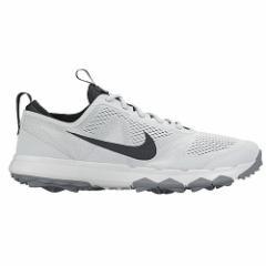 (取寄)NIKE ナイキ メンズ FI バミューダ ゴルフ シューズ Nike Mens FI Bermuda Golf Shoes Pure Platinum Anthracite White
