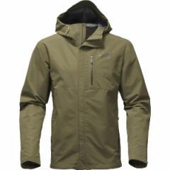 (取寄)ノースフェイス メンズ Dryzzle フーデッド ジャケット The North Face Mens Dryzzle Hooded Jacket Burnt Olive Green Heather