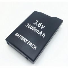 【新品・未使用品】 PSP-1000専用 交換用バッテリー(3600mAh)