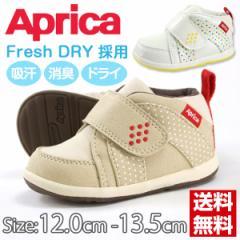 即納 あす着 送料無料 アップリカ スニーカー ローカット 子供 キッズ ベビー 靴 Aprica AC0010 tok
