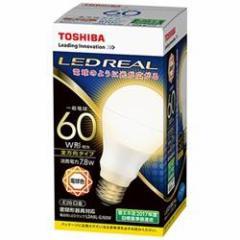 【4個以上で送料無料・即納】東芝 LED電球 イー・コア 電球色・全光束810 (60W相当) E-CORE LDA8L-G/60W