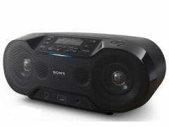 【送料無料】 SONY ソニー Bluetooth対応CDラジオ ZS-RS70BT CDラジカセ