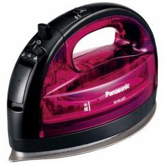 【即納・送料無料】Panasonic パナソニック コードレススチームアイロン CaRuRu カルル NI-WL403-P ピンク