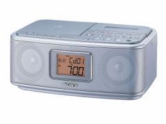 【送料無料】SONY ソニー CDラジオカセットコーダー CFD-E501-S シルバー
