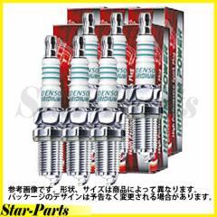 DENSO デンソー スパークプラグ イリジウムパワー IK20 マツダ MAZDA ユーノス500 CAEPE CAEP エンジン型式 KF-ZE(DOHC)用 1台分6本セッ