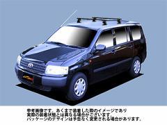 システムキャリア トヨタ TOYOTA プロボックス 型式 NCP50V NCP51V NCP55V ベースキャリア ベースキット 1台分 VB8 FFA1 TB1
