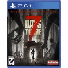 棚卸しの為★3月6日発送★新品】PS4ソフト 7 Days...