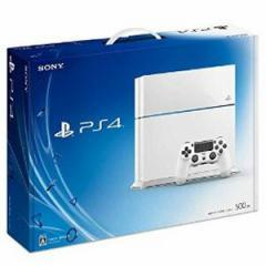 発送日ご確認を!★2月23日発送★新品】PS4本体 PlayStation4 グレイシャー・ホワイト 500GB (CUH1100AB02)