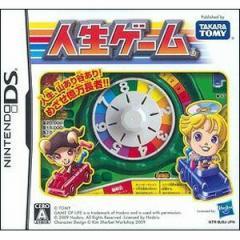 【新品】DSソフト 人生ゲーム