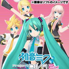 【数量限定特価★新品】PSPソフト初音ミク -Project DIVA- 2nd (セ