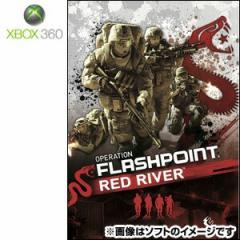 【新品】Xbox360ソフトオペレーション フラッシュポイント レッドリバー (セ