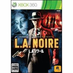 【新品】Xbox360ソフトL.A.ノワール/JES1-00146,L.A.NOIRE,ノワール,L.A.,ノワール,The Naked City,X360,Xbox360,xbox,ゲーム