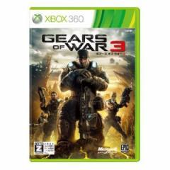 【新品】Xbox360ソフト Gears of War 3 通常版 (CERO区分_Z)