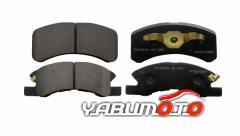 タント L350S H15/11〜H19/12 フロント ブレーキパッド