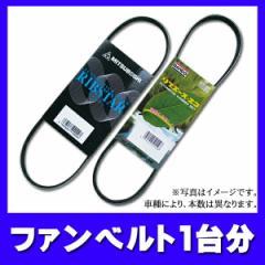 ファンベルト2本【スズキ】MRワゴンMF21S 01.12〜04.02