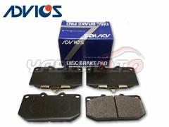 シルビア S15 フロント ブレーキパッド ADVICS アドヴィックス