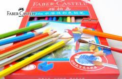 ファーバーカステル Faber-Castell 水彩色鉛筆セット 36色 FC114462【楽ギフ_包装選択】【楽ギフ_のし宛書】【メッセージカード無料】