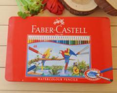 ファーバーカステル Faber-Castell 水彩色鉛筆セット 48色 FC115949【楽ギフ_包装選択】