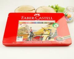 ファーバーカステル Faber-Castell 油性色鉛筆セット 48色  FC115848