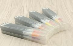 呉竹 KURETAKE ZIGクリーンカラーリアルブラッシュ ペールカラー/ポップカラー/ピュアカラー/ディープカラー 各4色 RB6000AT